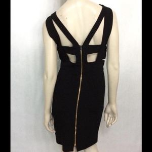 Roland Mouret Dresses - Roland Mouret Black Strappy Dress